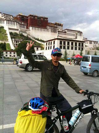 黑龙江省鹤岗市的马涛