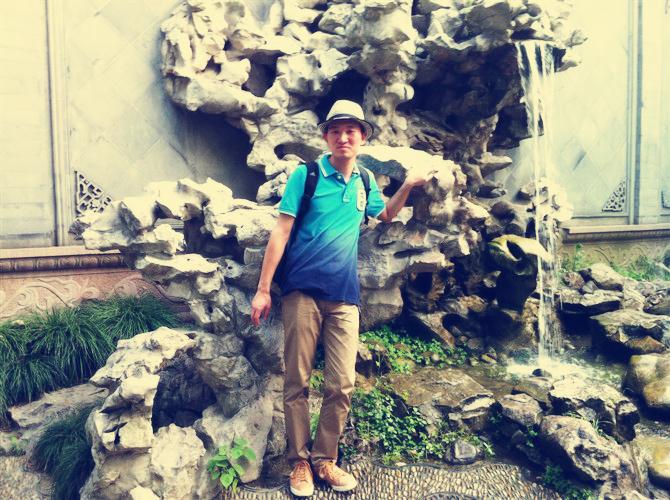 鹤山市年轻企业家李桦