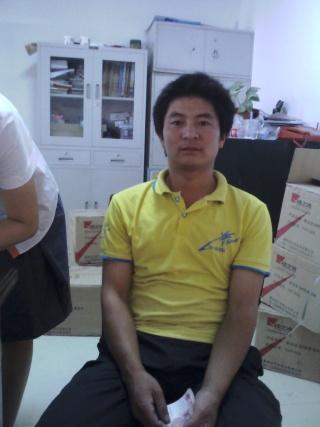 朱刚书法中国梦