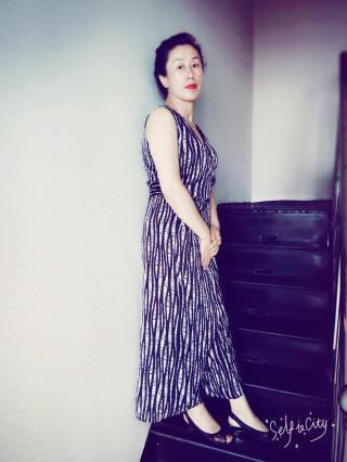 46岁丧偶女征婚照片(id:95636976)_陕西西安征婚交友