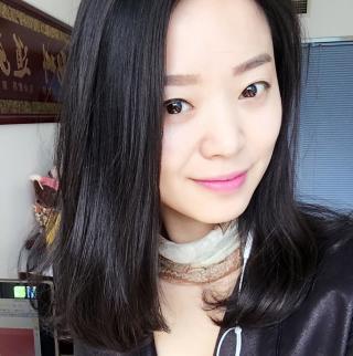 静姝2014真丝旗袍长款