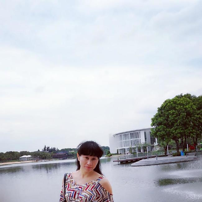 浅紫的风景背子图片